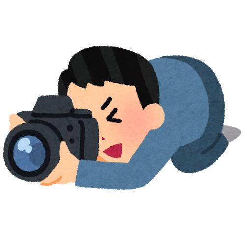 プライベートダイビング カメラをじっくり撮りたい
