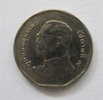 タイ硬貨 5バーツ
