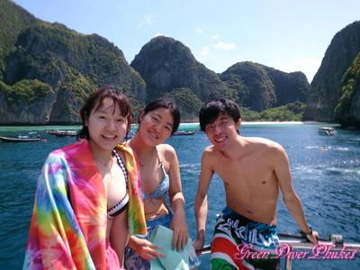 2020年1月2日 ピピ島シャークポイント ファンダイビング