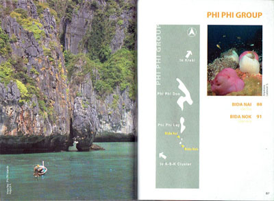 ピピ島 マップ
