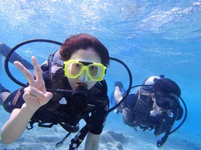 ダイビング マスク 鼻呼吸