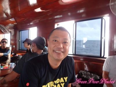 2020年12月26日 ラチャノイ島 ラチャヤイ島 ファンダイビング 写真