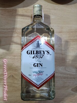 GILBEY'Sのジン